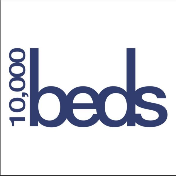 10,000 Beds Profile Photo