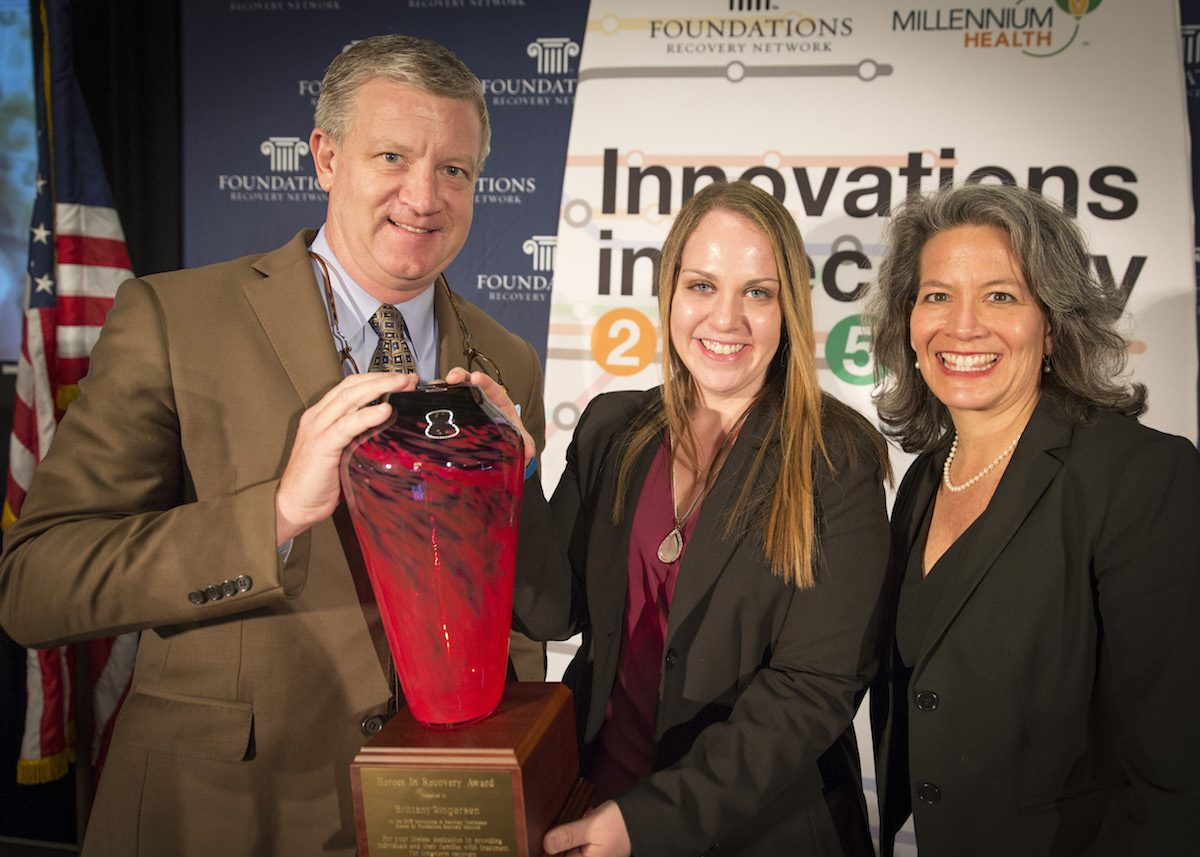 Britteny Ringerson Heroes Award
