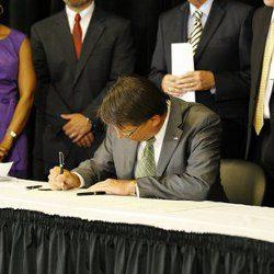 NC Governor McCrory