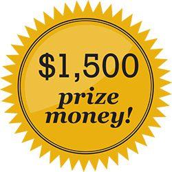 $1500 prize money