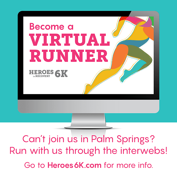 Virtual Runner for 6K