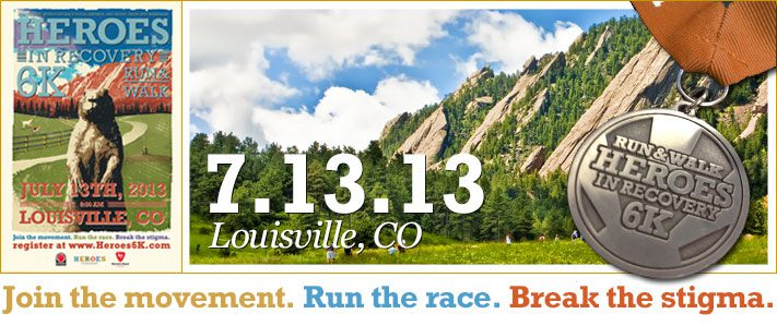 Louisville, CO Heroes 6k Header