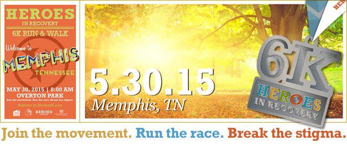Memphis Heroes 6K 2015