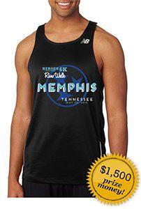 Memphis Heroes 6K shirt