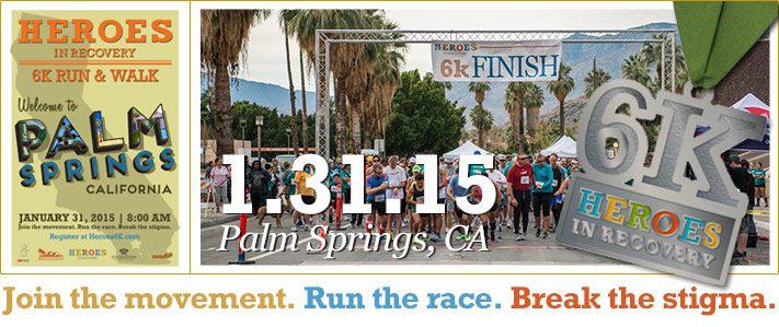 Palm Springs Heroes 6K 2015