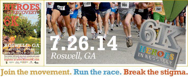 Roswell, GA Heroes 6K 2014