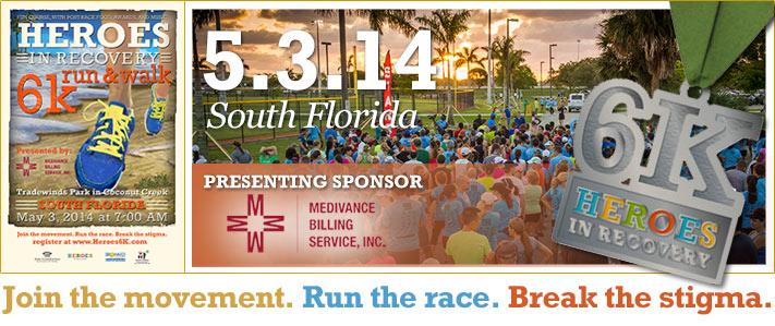 South Florida Heroes 6K