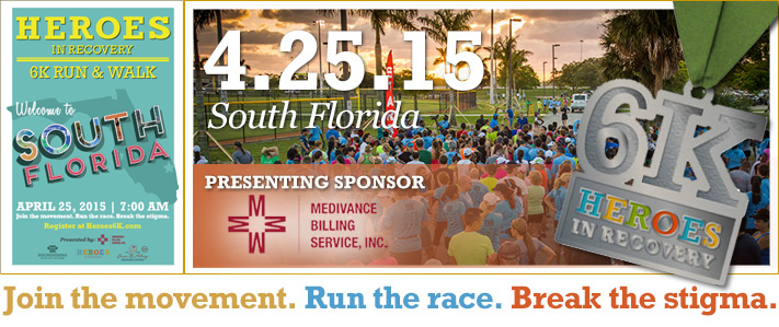 South Florida Heroes 6K 2015