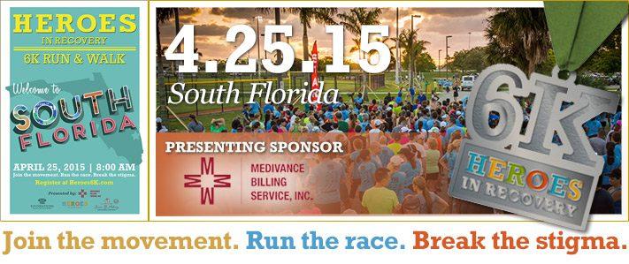 2015 Heroes 6K in South Florida